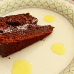 Eating: Chocolate à la Fleur de Sel et Huile d'Olive