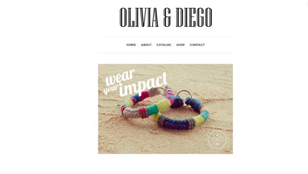 OliviandDiegowebsite