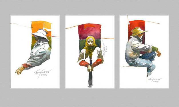 Kargada Series Studies 2