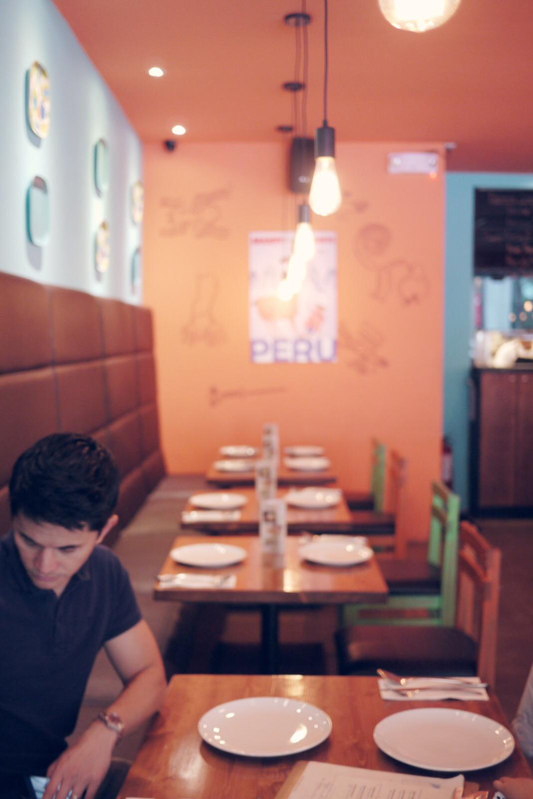 Food Review Cocina Peruvia Bgc