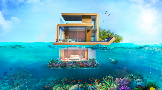 underwater water park. Image From Viacom The This Article In Mashable. Underwater Water Park P